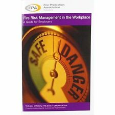 Fire Risk Management in the Workplace Guide for Employers FPA book safety