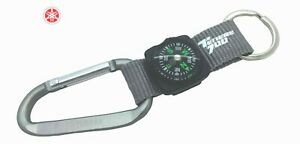 Yamaha OE T700 Tenere 700 Carabiner Compass Keyring New N20-TK002-b1