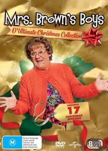 Mrs. Browns Boys | D'Ultimate Christmas Collection DVD