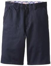 Genuine Girls' Twill Short, Warm Navy, 4