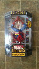 "Marvel Legends Icons ~ 12"" Spider-Man ACTION FIGURE (2006) ~ Unopened"
