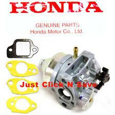 16100-Z0L-023 OEM HONDA GCV160 Lawn Mower Engines CARBURETOR & GASKETS KIT SET