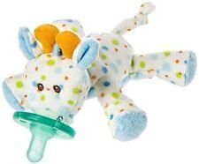 Mary Meyer WubbaNub Infant Newborn Baby Soothie Pacifier ~ Stretch Giraffe