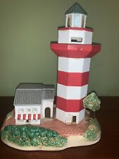 Geo. Z. Lefton Harbour Town Lighted Lighthouse Harbour Town South Carolina 1998