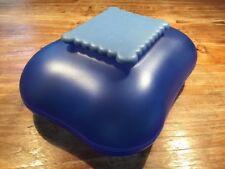 Alessi Keksdose Mary Biscuit blau