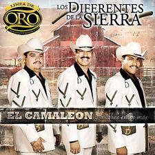 Diferentes De La Sierra : Camaleon Y Muchos Exitos Mas: Linea De O CD