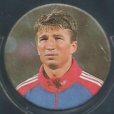 PANINI CAPS 1996-SNICKERS-EURO 96- #74-ROMANIA & CHELSEA-SHEFF WEDS-DAN PETRESCU
