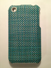 New Griffin Chilewich Turquoise protective case for iPhone 3G 3Gs