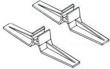 10Paar Aufsteller Fuß Rahmenaufsteller senkrecht für Plakatrahmen bis DIN A3