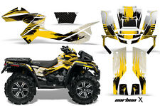 Can-Am Outlander XMR Graphic Kit 500/800 AMR Decal ATV Sticker Part CARBON Y