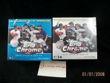 2020 Topps Chrome Baseball Update Mega Box Factory Sealed Autograph? Robert Bo