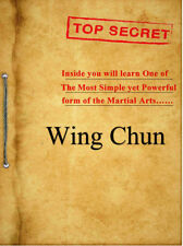 Learn Wing Chun DVD Kung Fu Martial Art Bruce Lee Self Defence