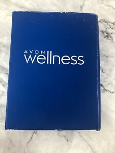 Avon Wellness Jar Candle Warmer - New In Box