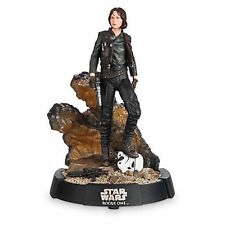 JYN ERSO Light up Figurine Star Wars Rogue One Disney Store Limited Edition