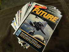 Near Complete Run of 29  Vintage 1978-81 FUTURE LIFE Magazine #1-31 SCIENCE FIC.