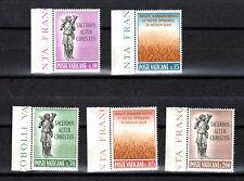 Vaticane/vaticano MiNr 397-401 ** trozos de borde