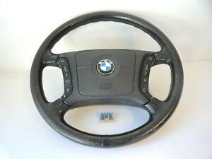 Lenkrad Airbaglenkrad Multifunktion Leder 3310955084 5er BMW E39