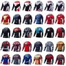 Superhero Avengers 3D Men Marvel T-shirts Compression Fitness Cycling GYM Tops