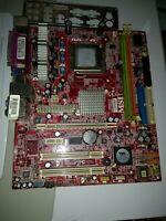 MSI N1996 Motherboard - SCHEDA DESKTOP CON MICROPROCESSORE INTEL PENTIUM 4