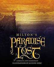 Paradise Lost by John Milton (English) Hardcover Book Free Shipping!