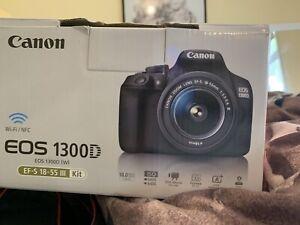 Canon 1300D #265031932133