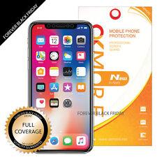 iPhone X Full Screen Coverage Protector Full Screen Cover Edge to Edge TPU