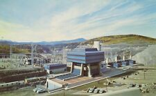 BC Hydro's Peace River Power Complex Hudson's Hope BC Central Tower Postcard D23