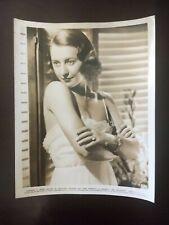 Barbara Stanwyck  Original 1936  RKO Radio Photograph film shot Movie Star