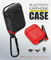 Water Resistant Shockproof  Cover Case for Apple AirPods Charging Case