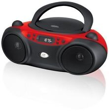 GPX Portable CD Boombox with AM/FM Radio and 3.5mm Line In for MP3 Device™