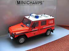 1/43 Minichamps Mercedes Benz 230 GE (W460-461) Berufsfeuerwehr Aachen diecast