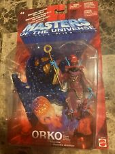 He-Man Masters of the Universe MOTU 200X Orko 2002 Mattel NOC Sealed