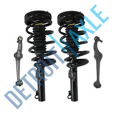 New 2 Front Complete Ready Strut Assembly + 2 Lower Control Arms Ford Winstar