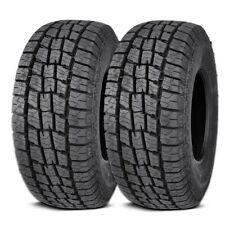 2 Lionhart LIONCLAW ATX2 LT265/75R16 123/120S All Season All Terrain Truck Tires