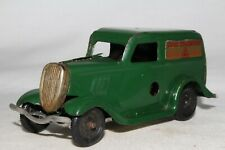 Triang Minic 591ms Ford Luce Consegna Furgone, Verde, Originale