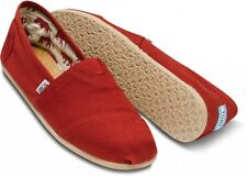 New Authentic Womens Toms Classic Slip On Flats Canvas Shoes US sizes