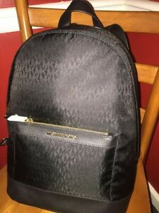 Michael Kors Jet Set Backpack - Black