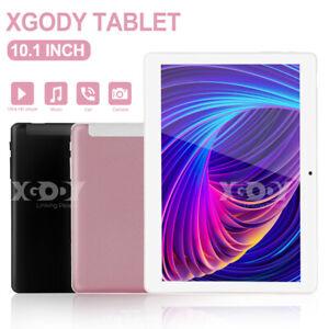 """XGODY ANDROID TABLET PC 10.1"""" ZOLL QUAD-CORE DUAL KAMERA/SIM 2+32GB WLAN GPS 3G"""