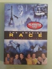 THE AMAZING RACE  the first season one 1 DVD NEW edge / corner dings
