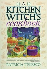 Kitchen Witch's Cookbook Book ~ Wiccan Pagan Supply
