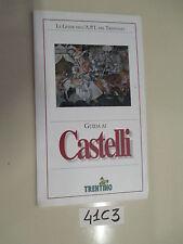 Guida ai castelli Trentino (41 C 3)