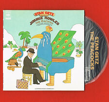 STAN GETZ The Peacocks CD JAPAN Issue Sony SRCS-9186+Insert Superb Free Post.