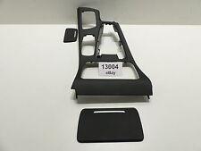 Original BMW F10 M5 Blende Mittelkonsole Leder 8050680 8050681 8050682