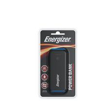 Energizer 5000 mAh Black Power Bank! UE5007! Portable Charger! Travel Size!