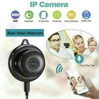 Wireless Mini Spy Camera Wifi IP Security Camcorder Day & Night Vision 1080P DVR