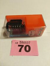 """vintage cycle cyclometer for 24"""" wheel new old stock pink no70"""