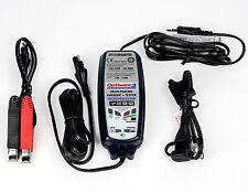 Cargador Batería TECMATE oprimate 3 12v 0,8A 7-stufiges Aparato COMPROBADOR