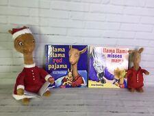Llama Llama Red Pajama Hardcover Books Plush & Christmas Animated Talking Mama