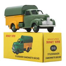 1 43 Dinky Toys 25q Studebaker Camionnette BACHEE Navy Diecast car Model