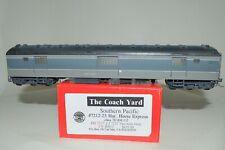 HO Brass Southern Pacific Harriman Horse Express #7217 TTG Coach Yard #0922